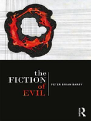 Fiction of Evil af Peter Brian Barry