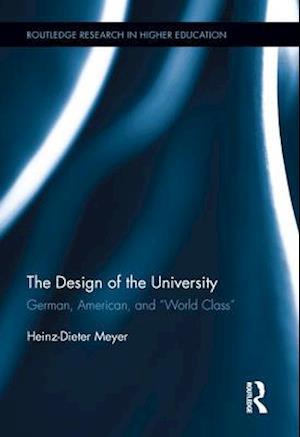 Design of the University af Heinz-Dieter Meyer