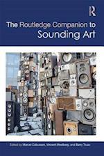 Routledge Companion to Sounding Art
