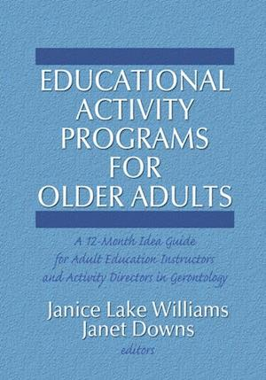 Educational Activity Programs for Older Adults af Janice Williams