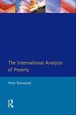 International Analysis Poverty af Peter Townsend