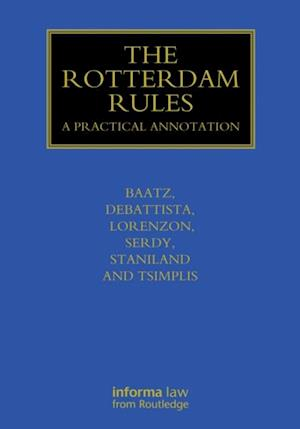 Rotterdam Rules af Andrew Serdy