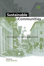 Sustainable Communities af Hugh Barton
