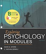Loose-Leaf Version for Exploring Psychology in Modules 10e & Launchpad for Myers's Exploring Psychology in Modules 10e (Six-Month Access) [With Access