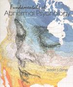 Fundamentals of Abnormal Psychology 8e & Launchpad for Fundamentals of Abnormal Psychology 8e (6 Month Access)