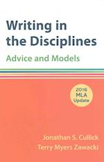 Writing in the Disciplines Supplement with 2016 MLA Update