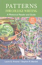 Patterns for College Writing, MLA Update 2016 [With Access Code]