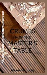 Crumbs from the Master's Table