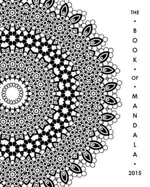 The Book of Mandala 2015 af Krish Amin