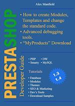 Prestashop Developer Guide af Alex Manfield