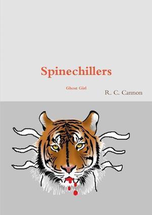 Bog, paperback Spinechillers Ghost Girl af R. C. Cannon