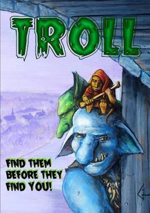 Troll af Thirteen O. Press