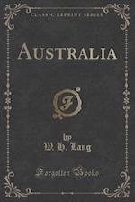 Australia (Classic Reprint)