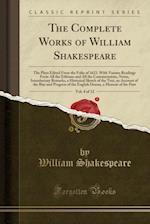 The Comedies of William Shakespeare (Classic Reprint)