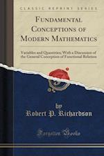 Fundamental Conceptions of Modern Mathematics