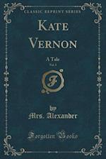 Kate Vernon, Vol. 3
