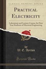 Practical Electricity af W. E. Ayrton