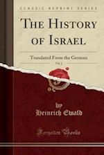 The History of Israel, Vol. 2
