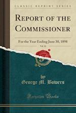 Report of the Commissioner, Vol. 24