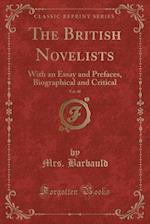 The British Novelists, Vol. 40