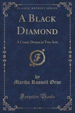 A Black Diamond af Martha Russell Orne