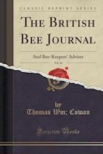 The British Bee Journal, Vol. 43