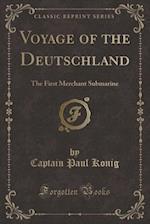 Voyage of the Deutschland