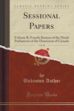 Sessional Papers, Vol. 38