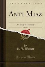 Anti Miaz, Vol. 2 of 2