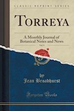Torreya, Vol. 9