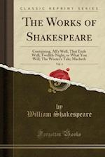The Works of Shakespeare, Vol. 4