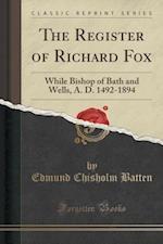 The Register of Richard Fox