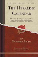 The Heraldic Calendar