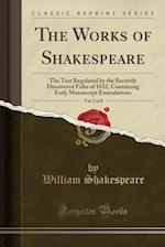 The Works of William Shakespeare, Vol. 3