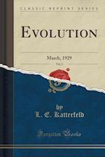 Evolution, Vol. 2 af L. E. Katterfeld