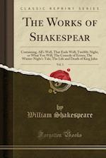 The Works of Shakespear, Vol. 3