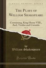 The Plays of William Shakspeare, Vol. 15