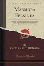 Marmora Felsinea