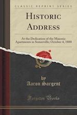 Historic Address