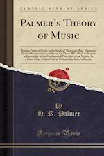 Palmer's Theory of Music