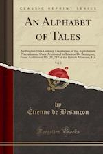 An Alphabet of Tales, Vol. 2