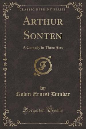 Bog, paperback Arthur Sonten af Robin Ernest Dunbar