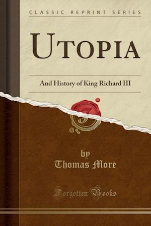 Bog, paperback Utopia af Thomas More