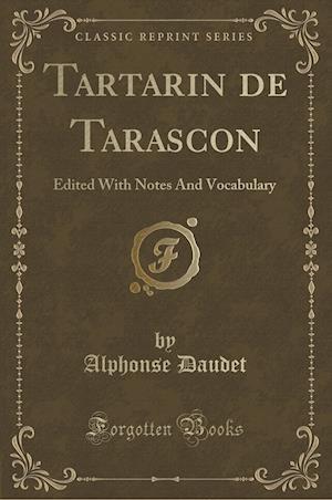 Bog, paperback Tartarin de Tarascon af Alphonse Daudet