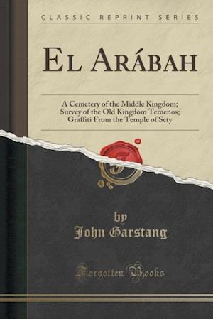 Bog, paperback El Arabah af John Garstang