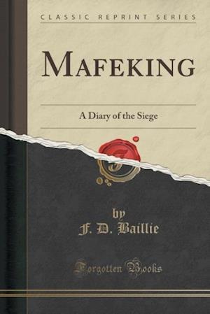 Bog, paperback Mafeking af F. D. Baillie