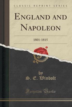 Bog, paperback England and Napoleon af S. E. Winbolt