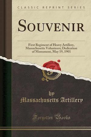 Bog, paperback Souvenir af Massachusetts Artillery