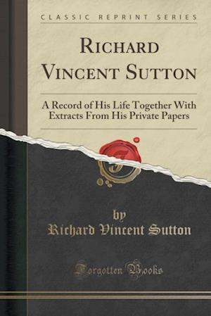 Bog, paperback Richard Vincent Sutton af Richard Vincent Sutton