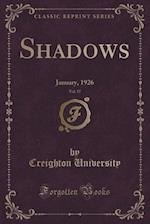 Shadows, Vol. 17 af Creighton University